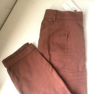 Zara Woman Brown Pants